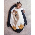 Baby Bites Penguin sleeping bag