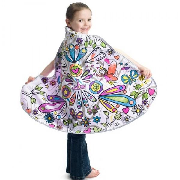 Cape Fairy I paint it ! set with colors