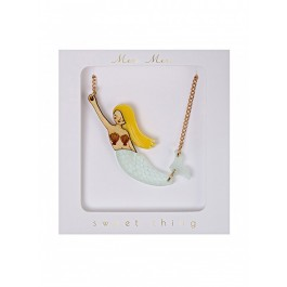 Meri Meri Necklace - Mermaids