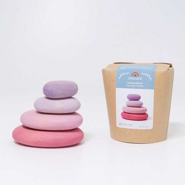 Grimm's Flamingo Pebbles