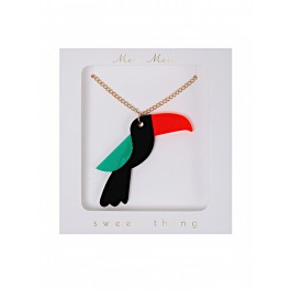 Meri Meri Necklace - Toucan