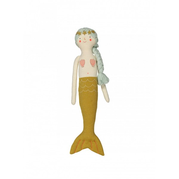 Meri Meri Doll  Organic Cotton - Mermaid