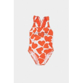 Bobo Choses Swimsuit - All Over Hearts