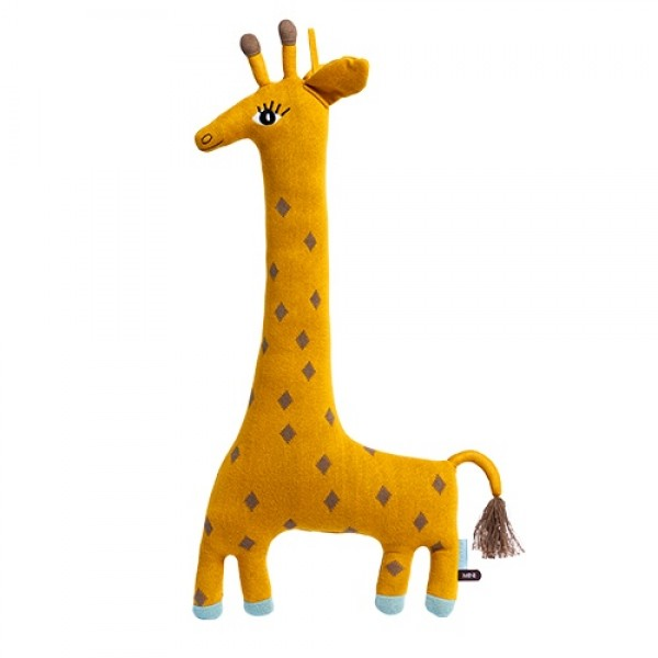 Cotton Knit Animal - Noah the Giraffe