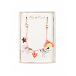 Meri Meri Necklace Unicorn