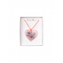 Meri Meri Necklace - Hearts