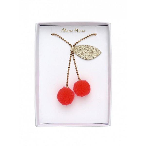 Meri Meri Necklace - Cherrys