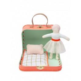 Mini Matilda Doll Suitcase