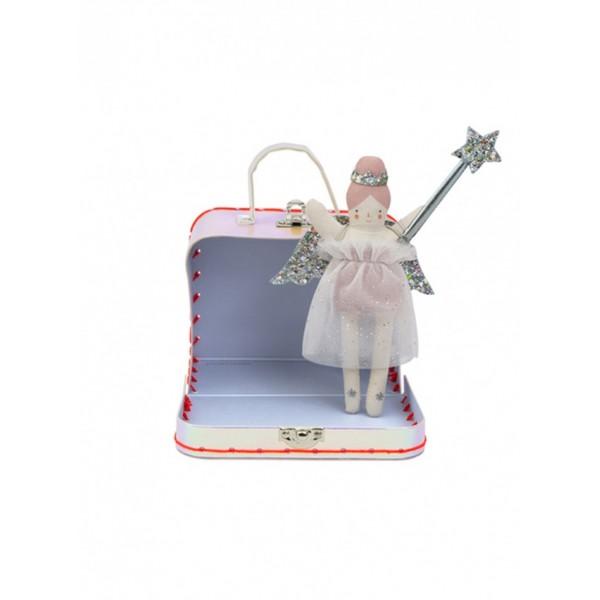 Meri Meri Evie Mini Suitcase Doll