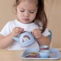 LITTLE DUTCH. Σετ τσαγιού σε βαλιτσάκι Παιχνίδια για παιδια από 5 ετών