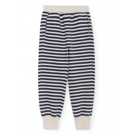 Bobo Choses Organic Tracsuit - Horizontal Stripes