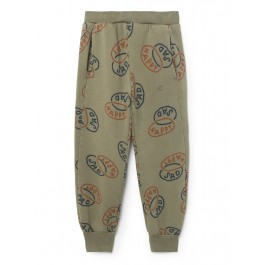 bobo choses organic kids trousers - Happy Sad , bobo choses greece, bobo clothes, kids wear, organic kids clothes, clothes for boys, clothes for girls,