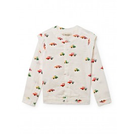 Bobo Choses Blouse - Car Wings