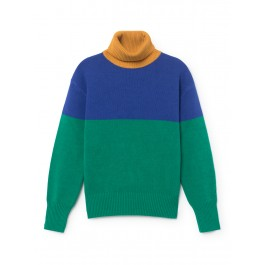 Bobo Choses Neck Jumper - Turtle