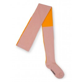 Bobo Choses Tights - Pink and Yellow