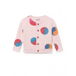 bobo choses Buttons Sweatshirt -  Yin Yang