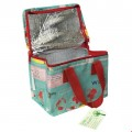 Eco Friendly Cool Lunch bag - World Map