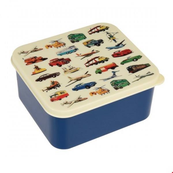Eco Friendly Lunch Box - VINTAGE TRANSPORT