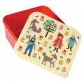 Lunch box - Red riding hood, accessories for school, accessories for food, lunch box, lunch boxes, bento box,