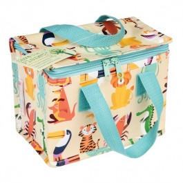 Cool Lunch Bag - COLORFUL CREATURES, lunch bags, bags for food, eco friendly