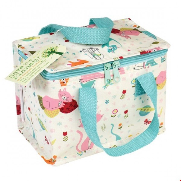 Lunch bag - Cats Life, eco friendly kids accessories, kids store,