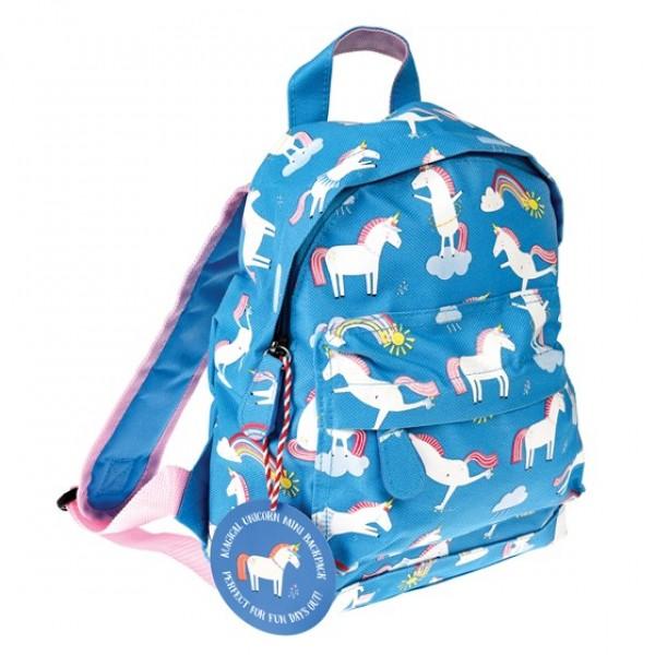 Mini Backpack - Magical Unicorn, kids backpacks, backpacks for kids, school, preschool,