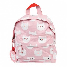 Kids School Bag - Cat