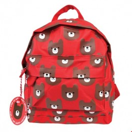 Kids School Bag - Bruno the Bear