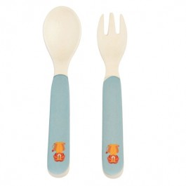 Bamboo Cutlery - Charlie the Lion