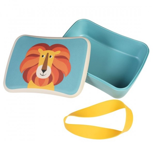 Bamboo Kids lunchbox - Charlie The Lion