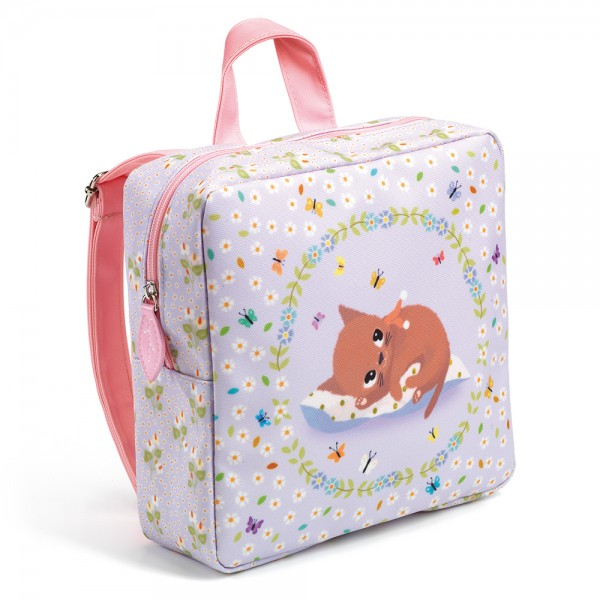 Djeco Backpack - Cat