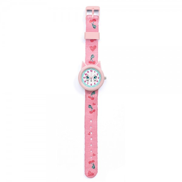 Djeco LBR Watches Cat