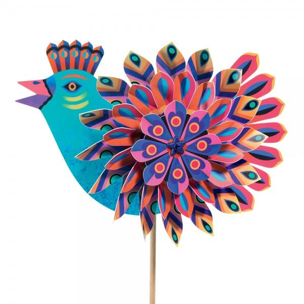 Djeco Windmill - Paradise Bird