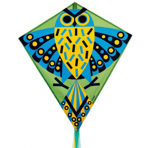 Djeco Games of Skill - Kyte Color Owl, djeco, kites,