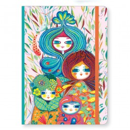 Djeco Notebook Muriel
