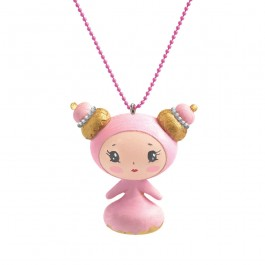 Djeco Necklace - Girl