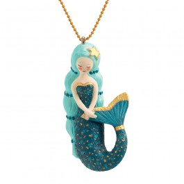 Djeco Necklace - Mermaid