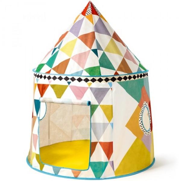 djeco Little Big Room Tent Cabane Tinou