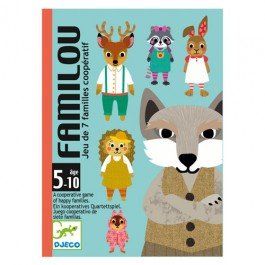 djeco playing cards -familou, djeco, toys for kids, educational toys for kids
