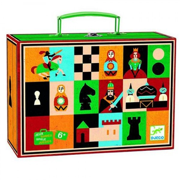 Djeco Chess in Travel Case