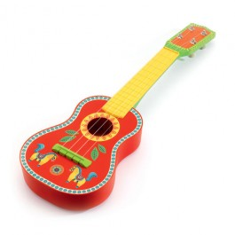 Djeco - Quitar, kids instruments, music, for kids