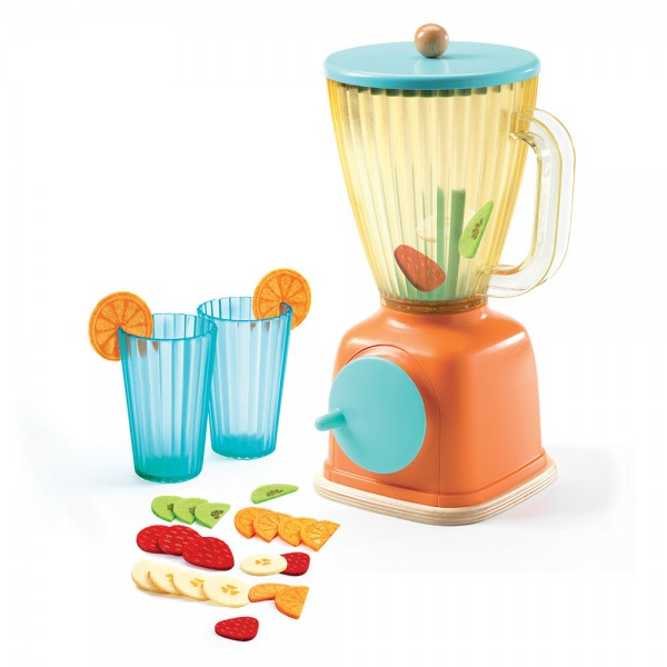 Djeco Role play - Sweets Smoothie blender