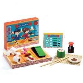 Djeco Παιχνίδι ρόλων 'Γιαπωνέζικο Σούσι'