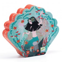 Djeco Puzzle - Mermaid