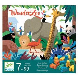 Djeco Game - Wonder Zoo