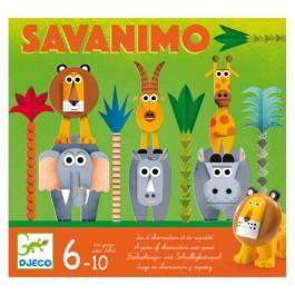 Djeco επιτραπέζιο παιχνίδι 'Savanimo'