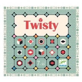 Djeco Επιτραπέζιο 'Twisty' ΕΚΠΑΙΔΕΥΤΙΚΑ ΠΑΙΧΝΙΔΙΑ