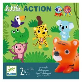Djeco Επιτραπέζιο 'Δράση στη Ζούγκλα'