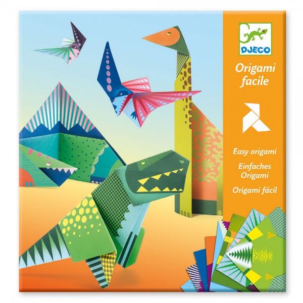 Djeco Origami  -  Dinosaur