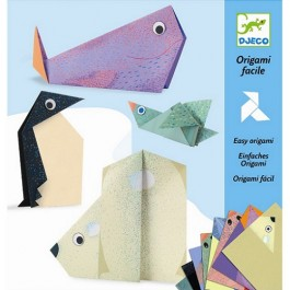 Djeco Origamii - Polar Animals